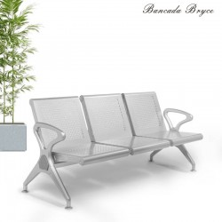 Bancada Bryce 3 Plazas