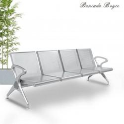 Bancada Bryce 4 Plazas