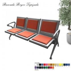 Bancada Bryce Confort 3 Plazas