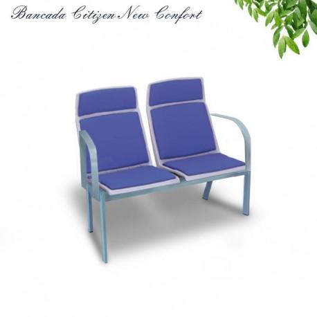 Bancada Citizen New Confort 2 plazas