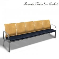 Bancada Trade New Confort 5P