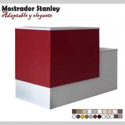Mostrador Recepción Stanley 140