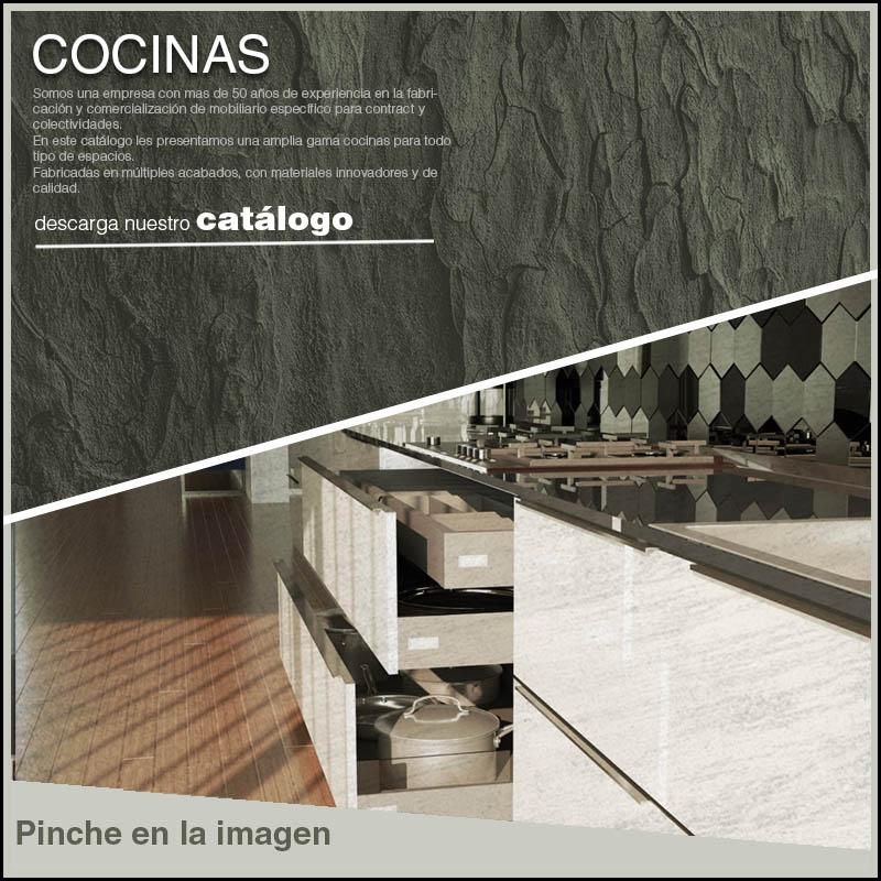 Catálogo Muebles de Cocina