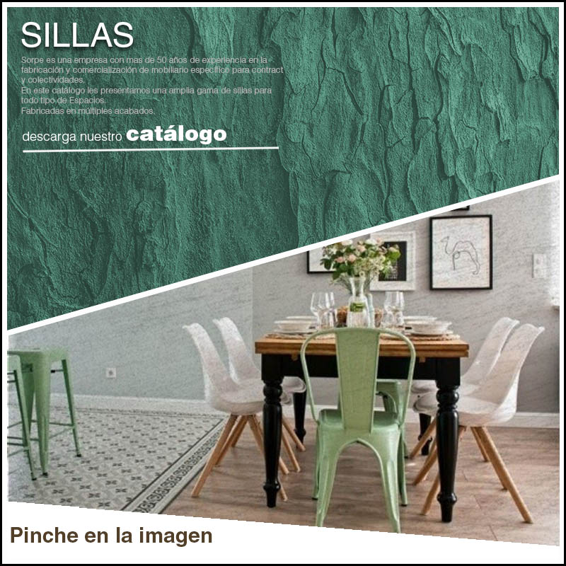 Catalogo Sillas